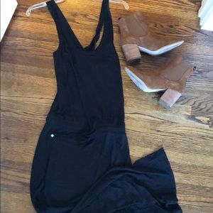 Victoria Secret Criss Cross Maxi Dress- Small